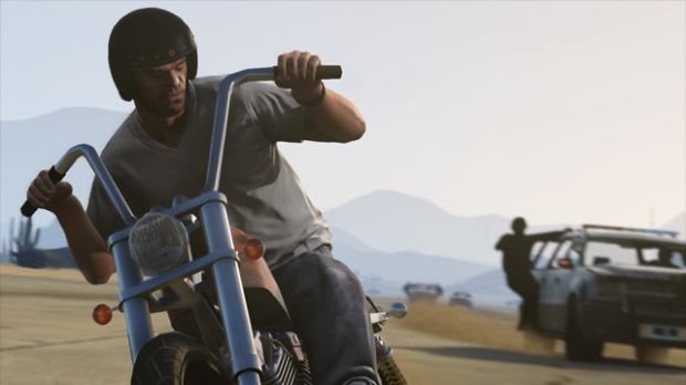 GTA-5-Screenshot-Bike-Getaway