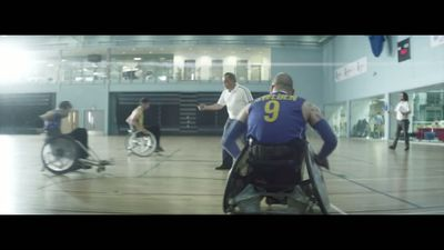 Sport doesnt care who you are